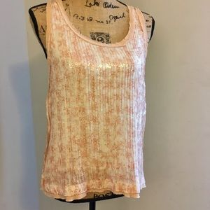J.Crew sequin tank top, collection